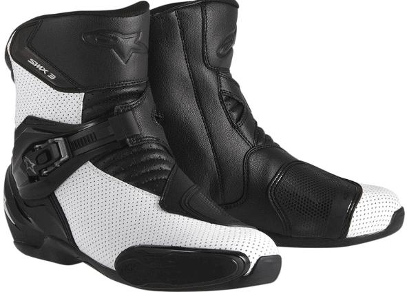 Alpinestars SMX 3 SportBike Motorcycle Boots