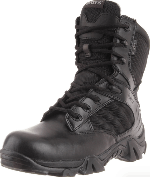 Bates Men's GX-8 8 Inch Ultra-Lites GTX Waterproof Boots