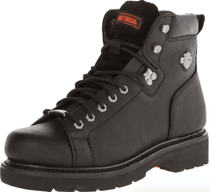 Harley Davidson Men's Barton Lace to Toe Boot