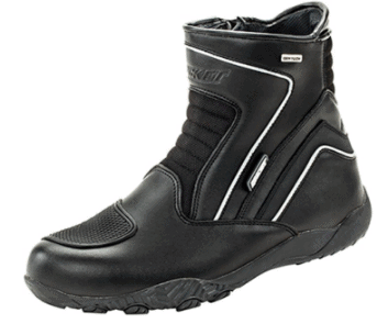 Joe Rocket Men's Meteor FL Leather Motorcycle Riding Boots