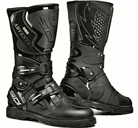 Sidi Adventure Gore Black Motorcycle Boots