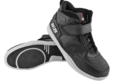 Run With the Bulls 2.0 Men's Moto Leather Shoes