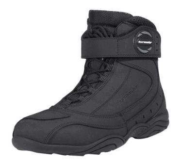 Tour Master Response WP 2.0 Men's Leather Motorcycle Boots
